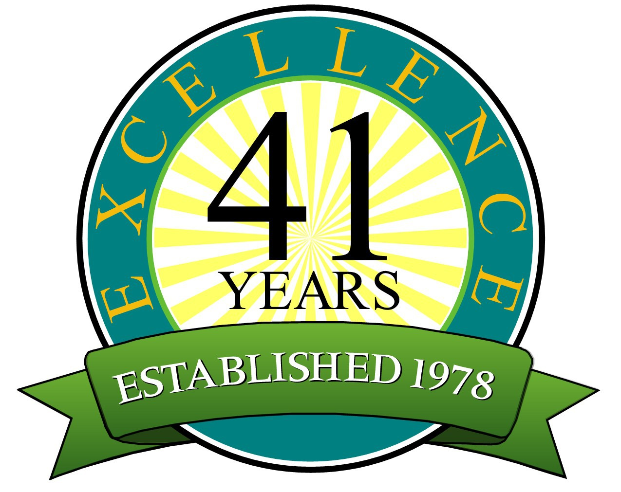 Celebrating 41 Years of Excellence